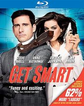 Get Smart (Blu-ray, Bonus Disc)