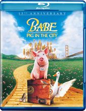 Babe: Pig in the City (Blu-ray)