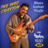 Modern Legacy, Volume 2: Blues Guitar Magic (2-CD)