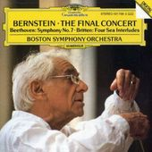 Bernstein ~ The Final Concert- Beethoven: