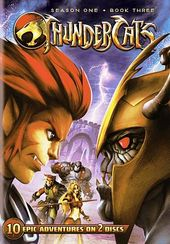 Thundercats - Season 1, Book 3