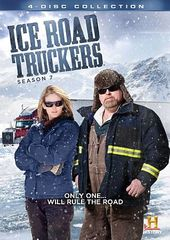 Ice Road Truckers - Complete Season 7 (4-DVD)