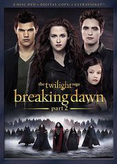 The Twilight Saga: Breaking Dawn - Part 2 (2-DVD)