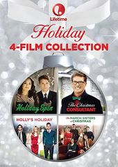 Lifetime Holiday 4-Film Collection (Holiday Spin