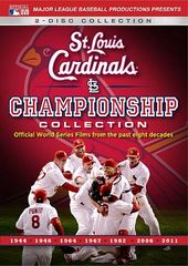 MLB - St. Louis Cardinals Championship Collection