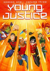 Young Justice - Season 1 - Volume 3