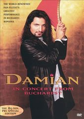 Damian - In Concert from Bucharest
