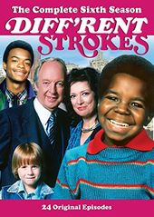 Diff'rent Strokes - Complete 6th Season (3-DVD)