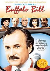 Buffalo Bill - Complete Seasons 1 & 2 (3-DVD)
