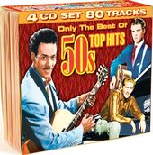 Only the Best of 50's Top Hits (4-CD)