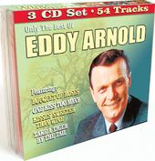 Only the Best of Eddy Arnold (3-CD)