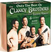 Only the Best of The Clancy Brothers (4-CD)