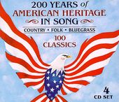 200 Years of American Heritage (4-CD Box Set)