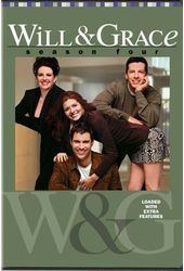 Will & Grace - Season 4 (4-DVD)
