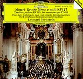 Mozart: Great Mass in C minor, K. 427; Exultate,