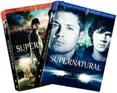 Supernatural - Seasons 1 & 2 (12-DVD)