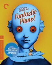 Fantastic Planet (Blu-ray)