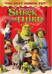 Shrek the Third (Widescreen)
