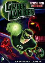 Green Lantern - Rise of the Red Lanterns (2-DVD)