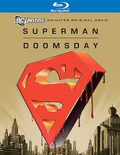 Superman Doomsday (Blu-ray, Special Edition)