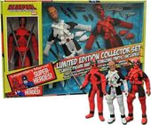 Marvel Comics - Deadpool Figure - Collectors Set