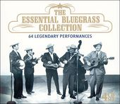The Essential Bluegrass Collection (4-CD)