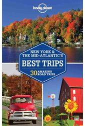 Lonely Planet New York & Mid-Atlantic's Best