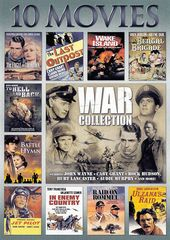 10-Movie War Collection (3-DVD)