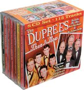 Then & Now: The Best of The Duprees (8-CD)