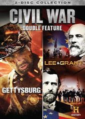 Civil War Double Feature: Gettysburg / Lee &