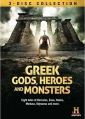History Channel: Greek Gods, Heroes & Monsters