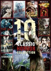 10-Film Classic Horror Collection (2-DVD)