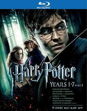 Harry Potter Years 1-7 Part 1 (Blu-ray)