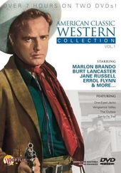 American Classic Westerns Collection, Volume 1