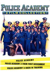 Police Academy 3-Film Collection (2-DVD)