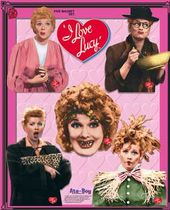I Love Lucy - 5-Piece Magnet Set