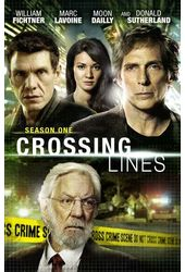 Crossing Lines - Season 1 (3-DVD)