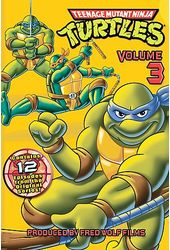 Teenage Mutant Ninja Turtles - Volume 3