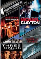 George Clooney: 4-Film Favorites Collection