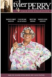 Tyler Perry Collection (4-DVD Box Set)