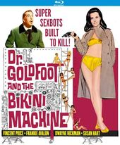 Dr. Goldfoot and the Bikini Machine (Blu-ray)