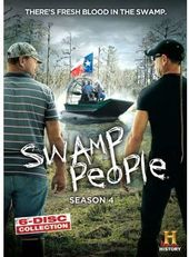 Swamp People - Season 4 (6-DVD)