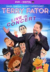 Terry Fator: Live in Concert (Includes Digital