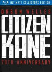 Citizen Kane (Blu-ray, 70th Anniversary, Ultimate