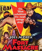 Fort Massacre (Blu-ray)
