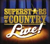 Superstars of Country Live! (2-CD)