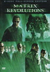The Matrix Revolutions (Full Screen) (2-DVD)