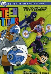 Teen Titans - Complete 5th Season (2-DVD)