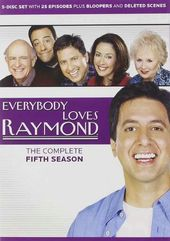 Everybody Loves Raymond - Complete 5th Season