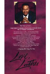 Love, Luther [Tri-Fold Book Version] (4-CD)
